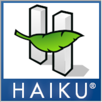 Haiku Applications - Image: Haiku small logo