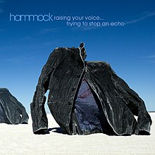 Hammock - Raising Your Voice Trying to Stop an Echo cover.jpg