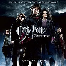 HP Book 4 Soundtracks Patrick Doyle