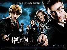 harry potter and the order of the phoenix posterjpg