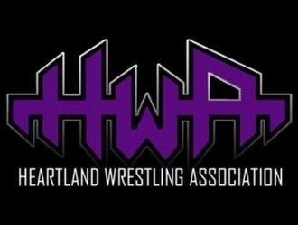 Heartland Wrestling Association - Image: Heartland Wrestling Association Logo