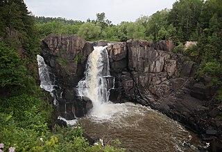 Pigeon River (Minnesota–Ontario) river