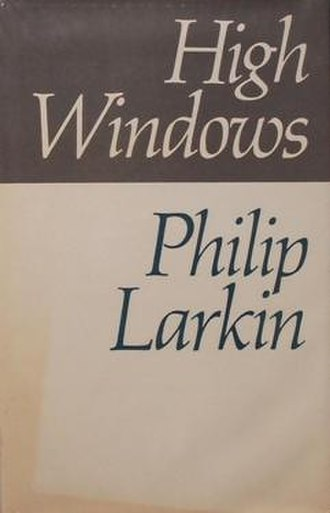 High Windows - First edition