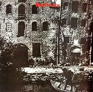 Nosferatu (Hugh Cornwell and Robert Williams album) - Image: Hugh Cornwell And Robert Williams Nosferatu album cover