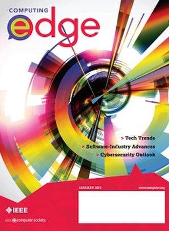 IEEE Computing Edge - Image: IEEE Computing Edge