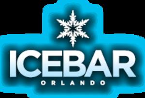 Icebar Orlando - Image: Icebar Orlando logo