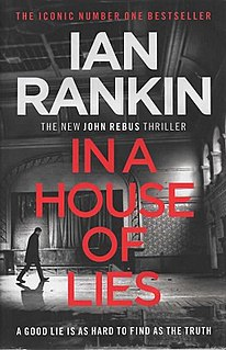 <i>In a House of Lies</i>