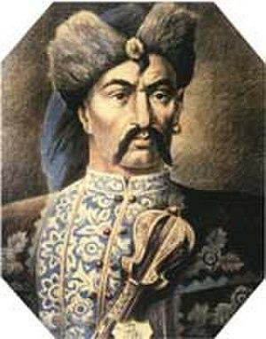Ivan Bohun - Ivan Bohun (imaginary likeness)