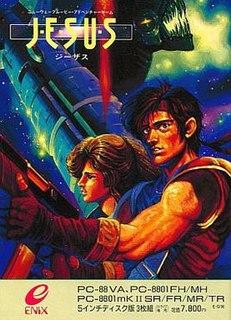 <i>Jesus</i> (video game) 1989 video game