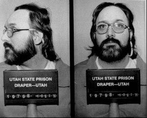 John Albert Taylor - Utah State Prison mug shot