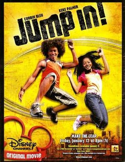 <i>Jump In!</i> 2007 television film directed by Paul Hoen