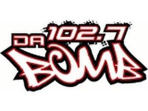 KDDB - Image: KDDB 102.7 (Da bomb) logo
