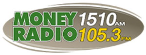 KFNN - Image: KFNN Money Radio 1510 105.3 logo