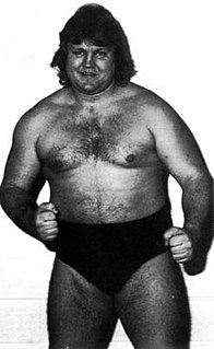 Kerry Brown (wrestler) Canadian professional wrestler