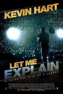 <i>Kevin Hart: Let Me Explain</i> 2013 film