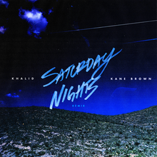 Saturday Nights (Khalid song) - Wikipedia