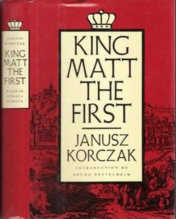 book by Janusz Korczak