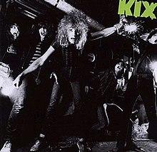 Kix - Poison / The Itch