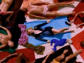 Slow (Kylie Minogue song) - Image: Kylie Minogue Slow video screenshot