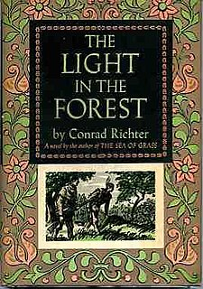 <i>The Light in the Forest</i>