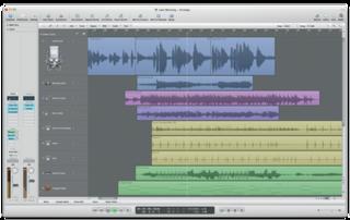 Logic Studio software