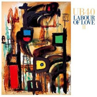 Labour of Love II - Image: Labour of Love II album cover