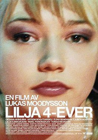 Picture of a movie: Lilja 4-Ever