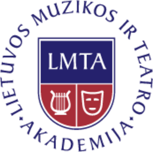 Lithuanian Academy of Music and Theatre - Logo of the academy