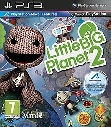 LittleBigPlanet 2 cover art
