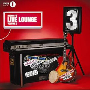 Radio 1's Live Lounge – Volume 3 - Image: Live lounge volume 3