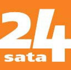 24 sata (Serbia) - Image: Logo 24 sata