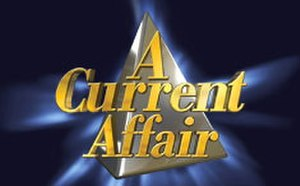 A Current Affair (U.S. TV series) - A Current Affair logo.