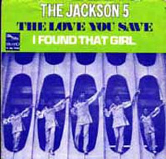 The Love You Save - Image: Love u save jackson 5
