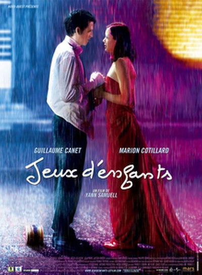 Picture of a movie: Jeux d'Enfants