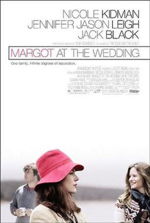Margot at the Wedding - Theatrical release poster