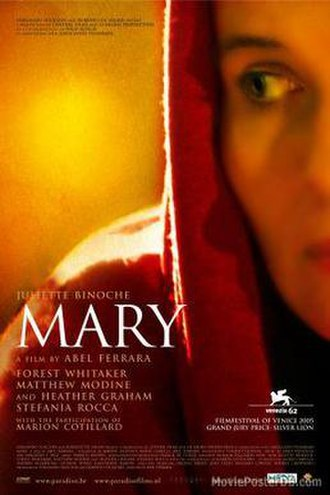 Mary (2005 film) - Film poster