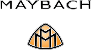 Maybach German car brand