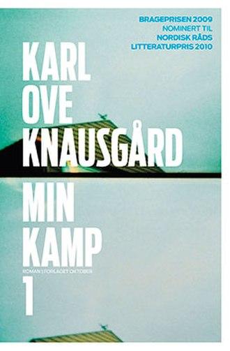 My Struggle (Knausgård novels) - Image: Mein Kamp (My Struggle) by Knausgård