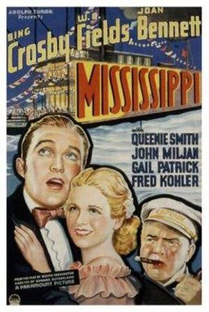 Mississippi (film) - Image: Mississippi 1935 film
