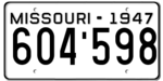 Missouri license plate 1947 graphic.png