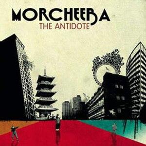 The Antidote (Morcheeba album) - Image: Morcheeba The Antidote