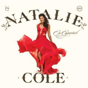 Natalie Cole en Español - Image: Natalie Cole en Espanol