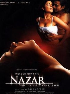 <i>Nazar</i> (2005 film) 2005 film by Soni Razdan