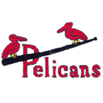 New Orleans Pelicans (baseball) - Image: New Orleans Pelicans Logo