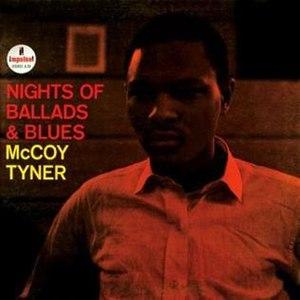 Nights of Ballads & Blues - Image: Nights of Ballads & Blues