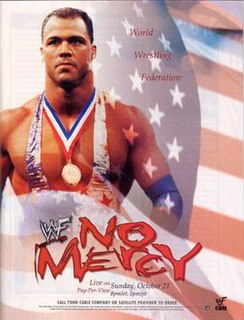 No Mercy (2001) 2001 World Wrestling Federation pay-per-view event