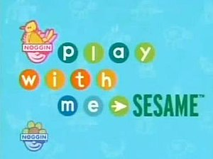 Play with Me Sesame - Image: Noggin Play with Me Sesame Logo