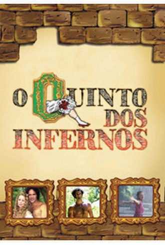 O Quinto dos Infernos - DVD cover