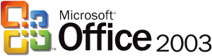 Microsoft Office 2003 - Image: Office 2003Logo