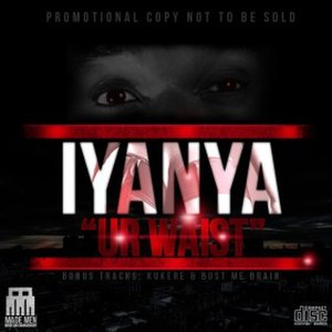 Ur Waist - Image: Official Cover for Iyanya's Ur Waist Single